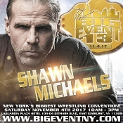 BIG EVENT13 SHAWN MICHAELS EXTRA ITEM
