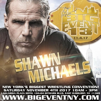 BIG EVENT13 SHAWN MICHAELS COMBO