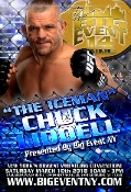 BIG EVENT 14 CHUCK LIDDELL VIP PACKAGE
