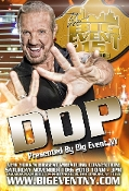 BIG EVENT 15 DDP AUTOGRAPH OR PHOTO OP