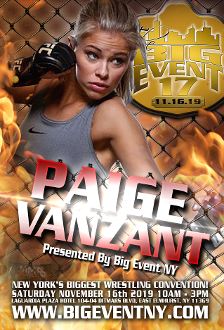BIG EVENT 17 PAIGE VAN ZANT COMBO